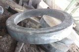 Les pièces forgéees lourdes d'acier allié, boucle, ont modifié la bride