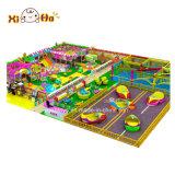 Bon marché de l'Amusement Park Centre de l'équipement de terrain de jeux intérieure