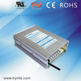bloc d'alimentation antipluie de 300W 12VDC DEL avec la BRI
