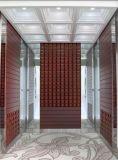 مسافر مصعد مع آلة غرفة من [إكسيزي]