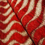 Tela de tapicería del Chenille de Gemotric con el pegamento 57/58' (FTH31016A) del color