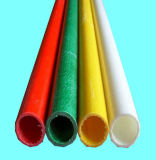 Tube en fibre de verre isolé personnalisés, tuyau en fibre de verre