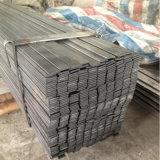 Barra plana de acero galvanizada sumergida caliente