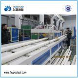 Linea di produzione di plastica dell'espulsore del tubo della macchina di bobina