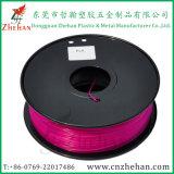 Gegoten Materiaal van de Printer van Fdm 3D ABS/PLA/HIPS/PETG/Flexible