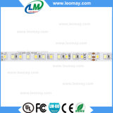 Luz de tira flexible doble del color SMD2835 CCT LED