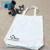 Personnalisé de la promotion de gros sac de coton recyclé