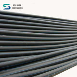 Comunicación de la tele de tubo de núcleo de silicio de HDPE