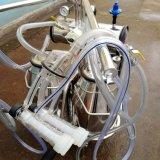 電気真空ポンプのヤギの搾り出す機械二重バケツ