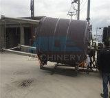 100 litros para 10000litro aquecimento a vapor Preço de depósito de mistura de Aço Inoxidável