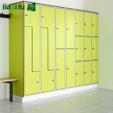 Jialifu 콤팩트 합판 제품 위원회 2 문 옷 로커