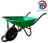 Durável Resistente Wheelbarrow industrial sólido