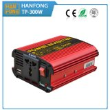 C.C de vente chaud à l'inverseur d'alimentation AC 12vor 24V à 110V ou à 220V300watt pour le véhicule et le système d'alimentation solaire