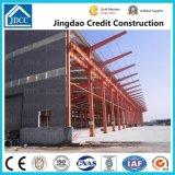 Almacén de prefabricados de estructura de acero, metal Building, salón Industrial