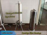 Plusieurs boîtiers de filtre à cartouche cartouche sanitaires