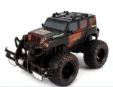 28281407-скорости игрушки грязи монстр Jeep Wrangler электрический погрузчик ДУ 1-16