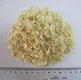 Granello giallo disidratato della cipolla