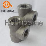 Geschmiedete StahlHochdruckrohrfittings