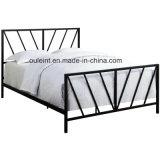 고품질 금속 2인용 침대 (OL17199)