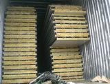 Resistente al fuego de alta resistencia al calor de paneles sándwich de lana de roca