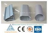 Perfis de alumínio da extrusão da indústria com formas diferentes