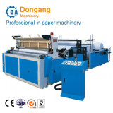1092 Tipo Automático pequeño rollo de papel higiénico que hace la máquina rebobinadora