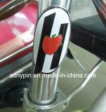Tube de tête de vélo à badge personnalisé à vélo
