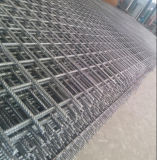 Konkrete Verstärkungsgeschweißtes Stahlineinandergreifen/verformtes Stahlstab-Ineinander greifen