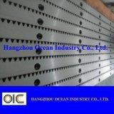 Механизм реечной передачи шестерни CNC