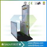 Het hydraulische Platform van de Lift van de Rolstoel/Verticale Lift voor de Gehandicapte Liften van de Rolstoel van /Vertical