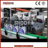 Máquina de alta velocidad del lacre del calentador de inducción para las botellas de petróleo de lubricación