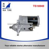 24V 5.5KW Motor de arranque Denso para Motor Iveco Lester 32958
