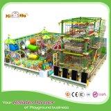 Cour de jeu d'intérieur d'enfants de thème de forêt grande faite à partir de Yongjia Wenzhou