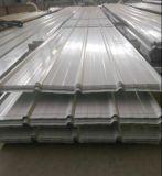 Folha de aço revestida da telhadura do metal da telhadura Sheet/PPGI de Corruagated da cor