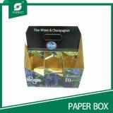 Papierverpackungs-Halter für das 6 Flaschen-Bier (FP6068)