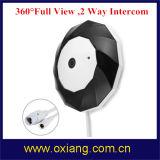 360 Grau 12 LEDs de infravermelhos sem fios panorâmica câmara CCTV 960p P2P Câmara IP para interior inteligente WiFi