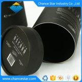 カスタム無光沢の黒い質のペーパー化粧品の管