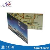 Kaartjes van Ultualight EV1 HF RFID van het Geschikt om gedrukt te worden Embleem van de Groothandelsprijs de Passieve