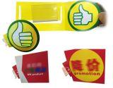 Strato di plastica del PVC del PVC di vendita della fabbrica della scheda bianca della gomma piuma per stampa e Thermoforming