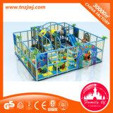 Trasparenza di plastica del giocattolo del campo da giuoco dell'interno di plastica dei bambini
