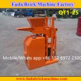 Petit sol hydraulique Brique de presse Making Machine / Clay Interlocking Bloquer la machine