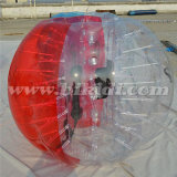 Giant Half Color TPU Bubble Soccer Ball para adultos D5041