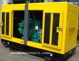 100kVA 80kw Taux d'attente de type silencieux générateur diesel Cummins