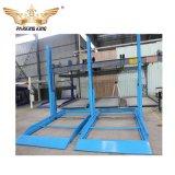2300kg Pfosten-Teilte Auto-Parken-Aufzug-/Car-Speicher-Gerät