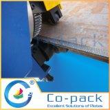 CE automatico certificato acciaio rapido Piastra smussatura macchina