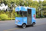 De hete Auto van het Restaurant van de Catering van het Snelle Voedsel van de Verkoop Mini met Facultatieve Apparatuur