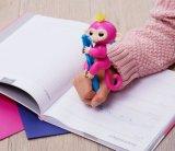 Fisch-Punkt-Finger-Fallhammer-Holding-Fallhammer-Spinner-pädagogische Spielwaren der nationalen Schatz-Panda-Fingerspitze-Panda-Kinder