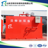 Underground Residential Sewage Treatment Seedling, Clear Discharge Toilets