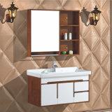 Крепление на стену массивная древесина туалетный столик в ванной комнате с медицины шкафа электроавтоматики
