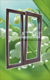 La parte superior de aluminio de China Precios baratos Casement Windows